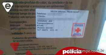 Funcionário é preso por furtar caixa com máscaras de empresa em Manaus - EM TEMPO
