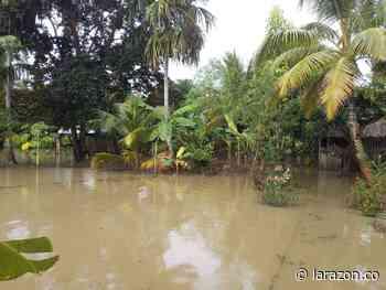 Al menos 90 familias afectadas por inundaciones en San Bernardo del Viento - LA RAZÓN.CO