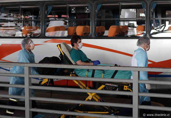 Terminal San Borja: Detienen a contagiado de Covid-19 que quería viajar a Valdivia