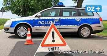 """Pkw """"fliegt"""" nahe Franzburg aus einer Kurve: Fahrerin verletzt - Ostsee Zeitung"""
