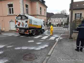 Villerupt, Boulange, Ottange...: Les espaces publics seront désinfectés ces dix prochains jours - RTL 5 Minutes
