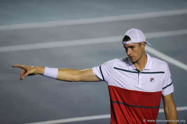 John Isner: I'll be OK financially but some players won't during Tour suspension - Tennis World USA