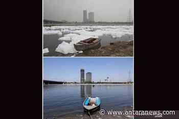 Tingkat pencemaran di Kota New Delhi menurun seiring diberlakukannya karantina wilayah - ANTARA
