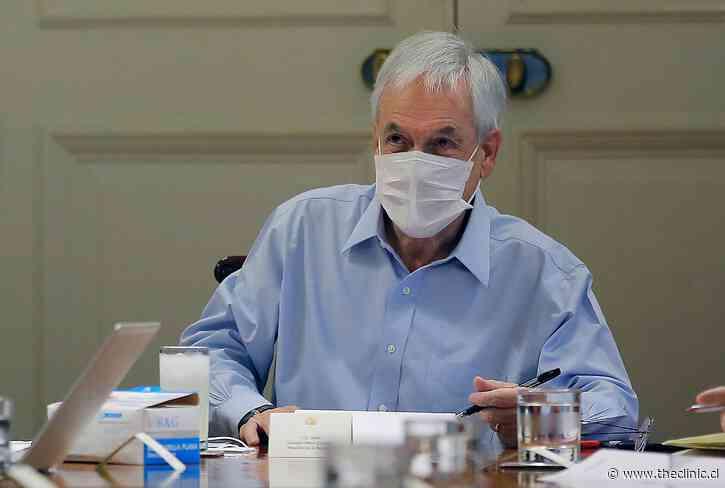 Piñera explica beneficios a las Pymes a través de créditos con garantía estatal