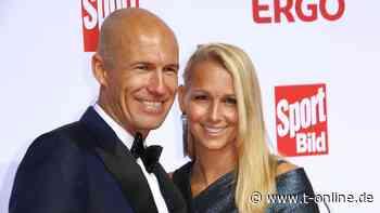 Coronavirus und Sport: Arjen Robben spricht über Corona-Infektion seiner Frau - t-online.de