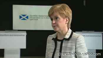 Nicola Sturgeon discusses lockdown measures