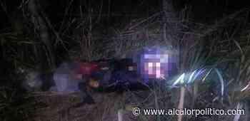 Hallan decapitado a presunto líder criminal en Sayula de Alemán, la noche del domingo - alcalorpolitico