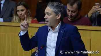 """""""Uma facada nas costas da solidariedade de todo o País"""", Élvio Sousa - jm-madeira.pt"""