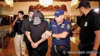 Como está Wilmondes Sousa Lira, preso desde o 1º dia de Ronaldinho no Paraguai - ESPN.com.br