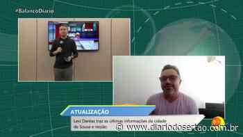 VÍDEO: As últimas notícias da região de Sousa na política e na área da saúde com Levi Dantas - Diário do Sertão