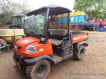 Police investigate fuel tank, utility vehicle theft from Milverton area farm - BlackburnNews.com