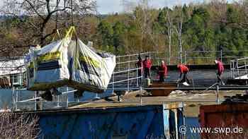 Am Schulzentrum Haigerloch: : Die Flachdächer haben's nötig - SWP