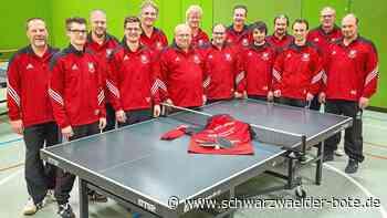 Haigerloch: Tischtennisclub zurück in der Bezirksklasse - Haigerloch - Schwarzwälder Bote