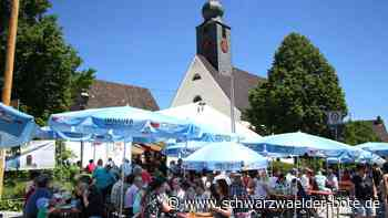 Haigerloch: Gibt es Ersatztermin für das Dorffest in Bittelborn? - Haigerloch - Schwarzwälder Bote