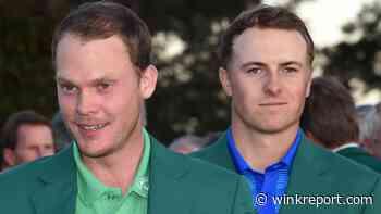 Danny Willett: Jordan Spieth was brilliant to me after Masters win - Wink Report