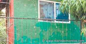 Disparan 130 veces contra una casa en Emiliano Zapata - Diario de Morelos