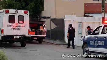 Muere presunto ladrón en intento de asalto en Emiliano Zapata - 24 Morelos