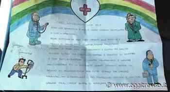 """""""Abbiamo rotto il nostro salvadanaio'la generosità di 3 fratellini di Spresiano per gli ospedali in difficoltà. - Oggi Treviso"""