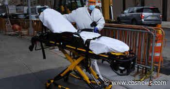 Coronavirus updates: British PM Boris Johnson leaves intensive care; New York deaths reach new high - CBS News