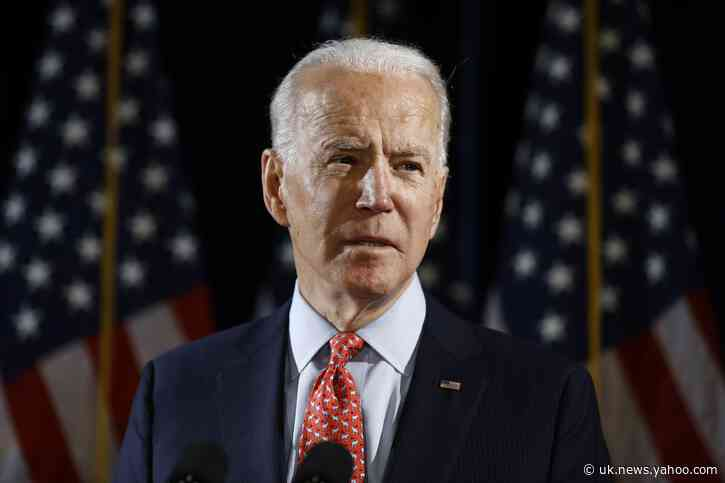 Biden aims to connect with voters one Zoom call at a time