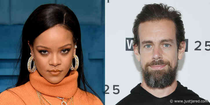 Rihanna & Twitter's Jack Dorsey Team Up to Support Domestic Violence Victims Affected by Stay-at-Home Orders
