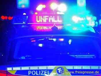 08.04.2020 Arbeitsunfall in Freiberg mit acht Verletzten - Freie Presse
