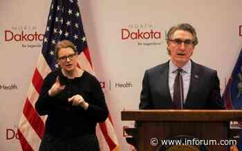 6th North Dakotan dies as coronavirus cases climb across the state - INFORUM