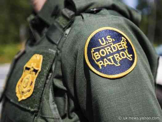 Woman gives birth standing with trousers on while detained at US-Mexico border