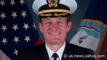 Naval Operations chief says Capt. Crozier could be reinstated