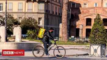 EU agrees €500bn coronavirus rescue package - BBC News