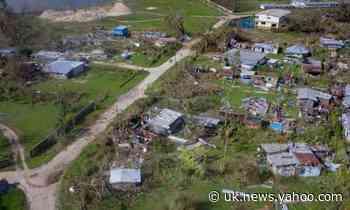 'It's all gone': Cyclone Harold cuts a deadly path through Vanuatu