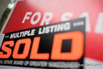 Terrace home sales increase while average price drop - Terrace Standard