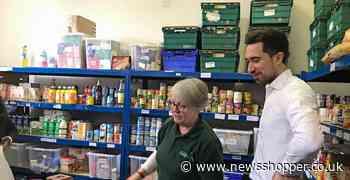 Mayor's Lewisham Foodbank appeal passes £80k - News Shopper