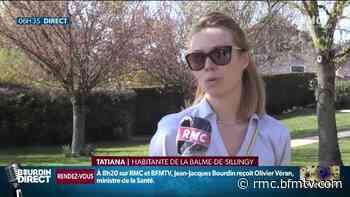 La Balme de Sillingy, fut le deuxième gros foyer de contamination en France au début de l'épidémie - BFMTV.COM