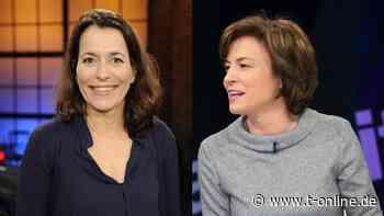 Anne Will und Maybrit Illner – Talkshow-Ärger zwischen ARD und ZDF - t-online.de