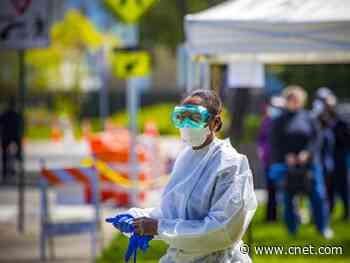 Nurses fighting coronavirus: We should be able to do better     - CNET