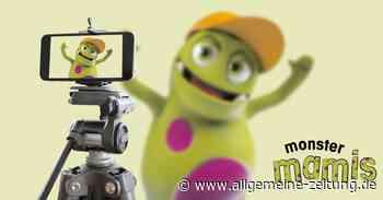 Monster Mamis: Video-Blog zu Homeoffice und Kinderbetreuung - Allgemeine Zeitung