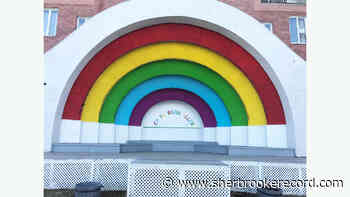 A rainbow for Coaticook - Sherbrooke Record