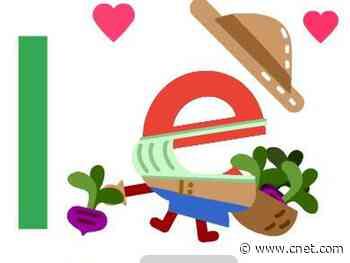 Google Doodle thanks farmers, farmworkers during coronavirus outbreak     - CNET