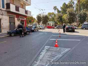 Coronavirus a Bari, potenziati i posti di blocco: polizia locale a Carbonara - Borderline24 - Il giornale di Bari