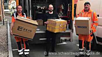 Stetten am kalten Markt: Leergefegter Markt und windige Anbieter - Schwarzwälder Bote