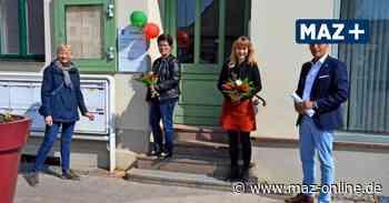 Pritzwalk - Pritzwalk hat jetzt am Marktplatz ein Citybüro - Märkische Allgemeine Zeitung