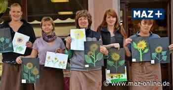 Covid-19 in der Prignitz - Blumen Römer liefert frische Blumen aus Pritzwalk und trotzt der Corona-Flaute - Märkische Allgemeine Zeitung
