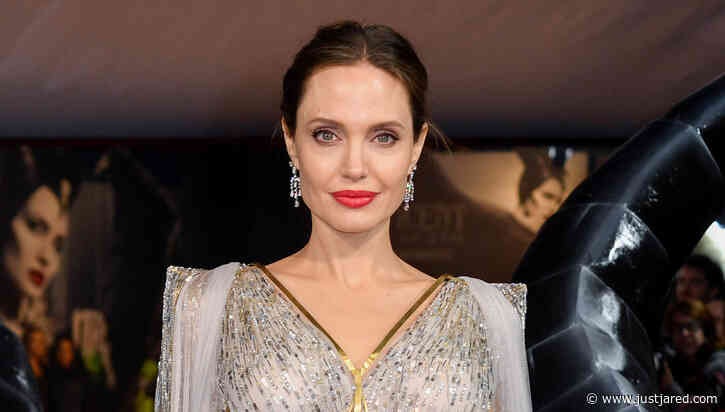 Angelina Jolie Writes Op-Ed on How Children Are Vulnerable During the Pandemic