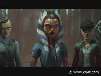 Star Wars: The Clone Wars episode 8 recap: Ahsoka discovers criminal mastermind's identity     - CNET