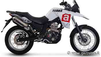 Aprilia Terra 250, da Noale una piccola adventure per i mercati emergenti - La Gazzetta dello Sport