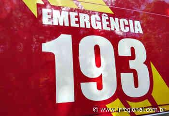 Criança cai do segundo andar de casa, em Pinhalzinho - JRTV Jornal Regional
