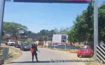 En Arcelia, Guerrero, restringen el paso de mexiquenses - El Sol de Toluca