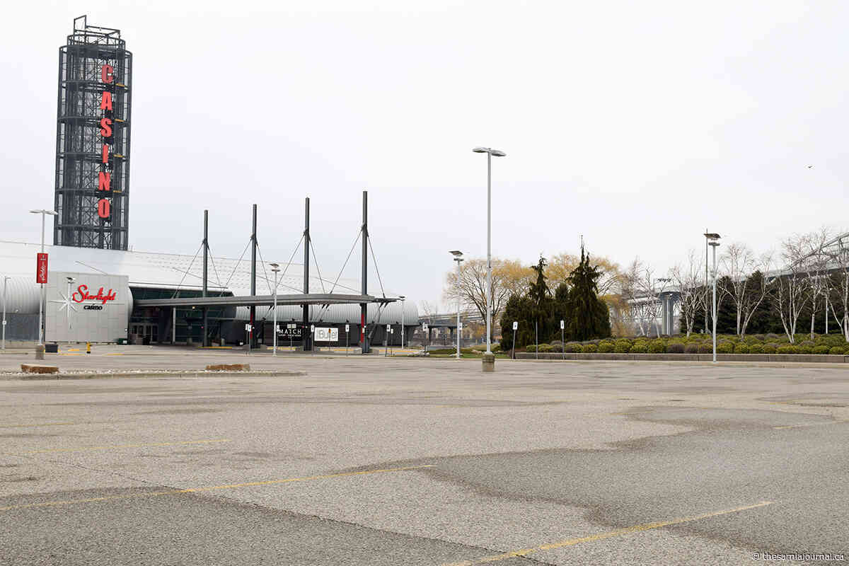 Point Edward feeling financial pinch from closures - The Sarnia Journal