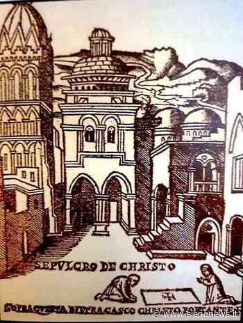 Mariano da Siena, parroco di San Pietro a Ovile e il suo terzo pellegrinaggio in Terrasanta - Siena News